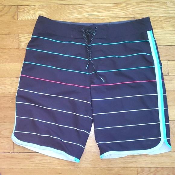 Billabong Boardshorts 34 seventy3 Stripes
